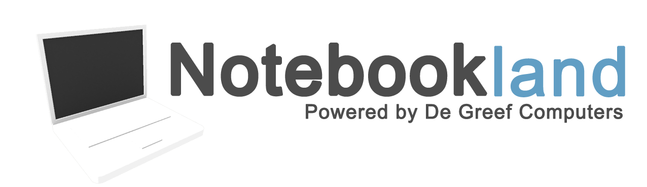 de Greef Computers / Notebookland – Laptop op maat samenstellen. Ook voor reparatie en uitbreidingen van uw laptop.